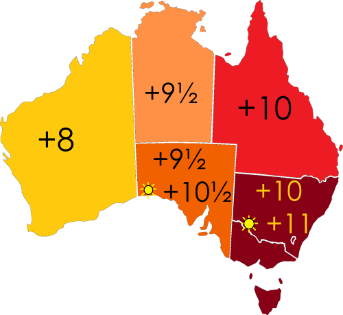 australia-timezones