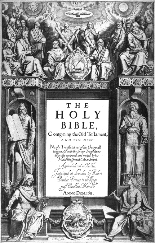king-james-first-edition-title-page